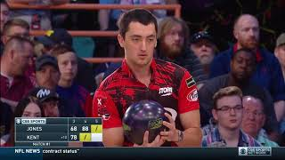 PBA Bowling Tour Finals Semifinals 2 06 12 2018 (HD)