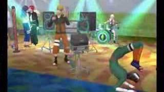 Naruto Shipuuden Sims 2: Oh Enka