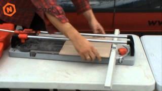 Ręczna przecinarka do płytek ceramicznych z walizką TR 600 S Rubi