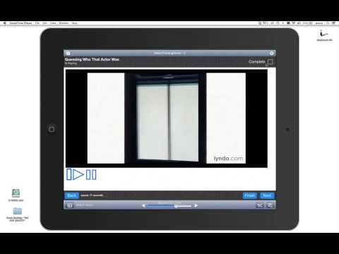 FileMaker / HTML / JS Video Training Demo