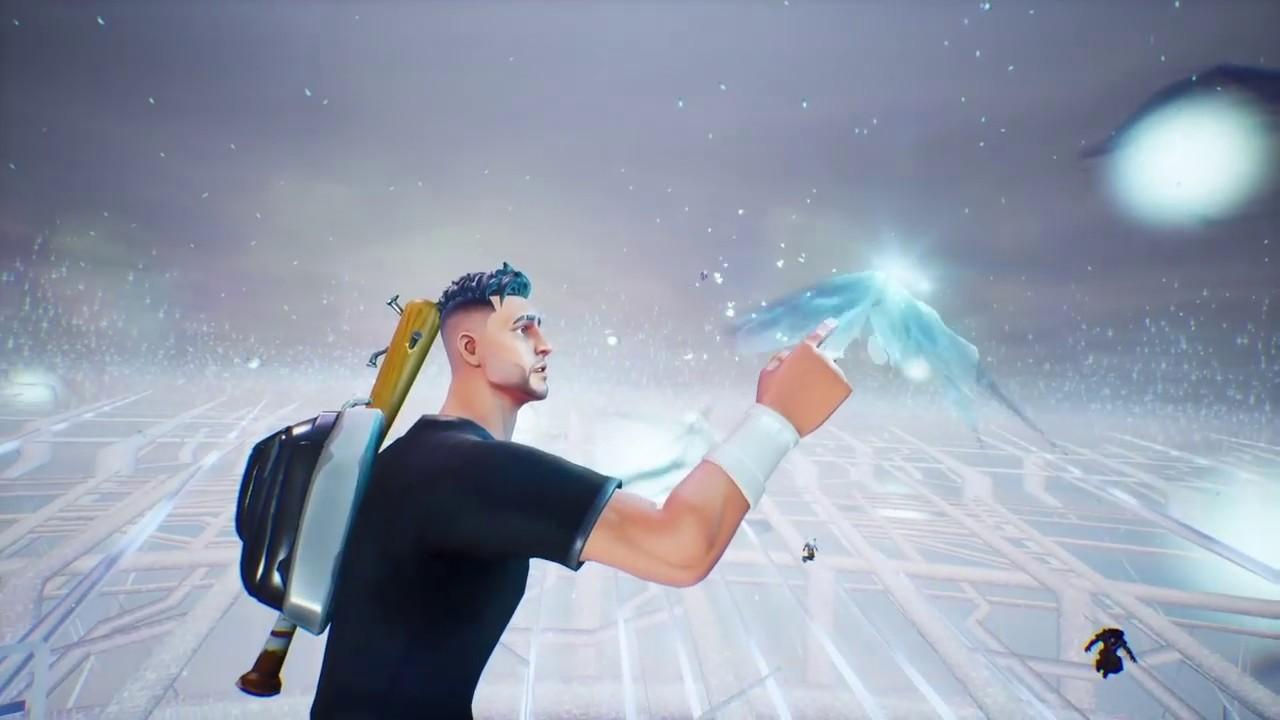 Insane Fortnite Cube Event Gameplay Season 6 Youtube