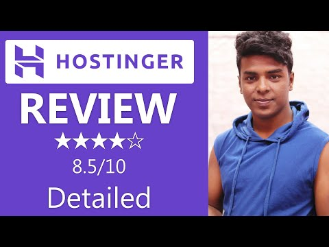 Hostinger Review | PROs & Cons | is Hostinger worth for Money