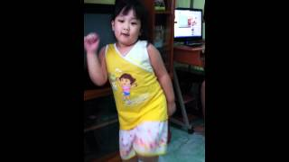 Super bass dance version By: Kzel Guiller