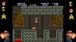 Super Mario Bros - SNES - Mondo 2