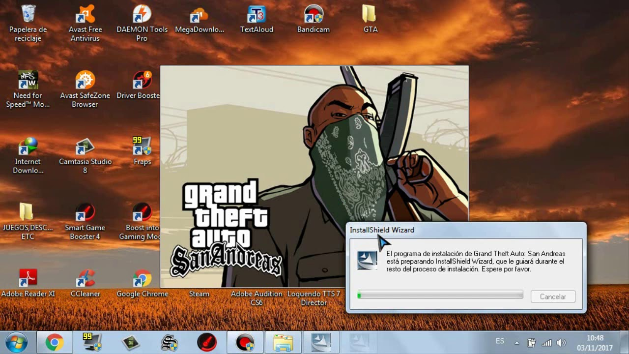 descargar gta san andreas full utorrent