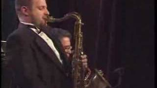 """Woodchoppers Ball""  Jerry Costanzo All Star Big Band Orchestra/ Directed by Mike Carubia"