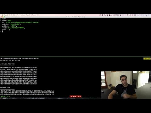 Ultimate Intro to Ethereum Ðapp Development [Part 4] - Introduction to Transactions