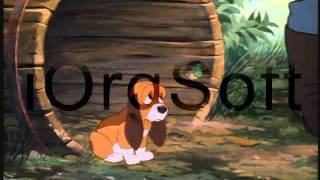 The fox and the hound/to gode venner best of friends norwegian