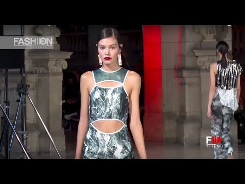 LUIS BUCHINHO Spring Summer 2019 Paris - Fashion Channel