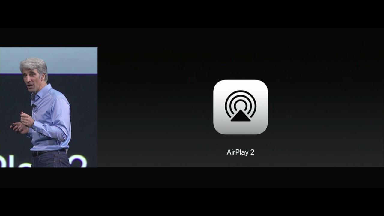 Airplay 2: Multiroom, Apple TV4, HomePod & HomeKit