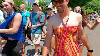 Trail Days 2019 - Full Hiker Parade