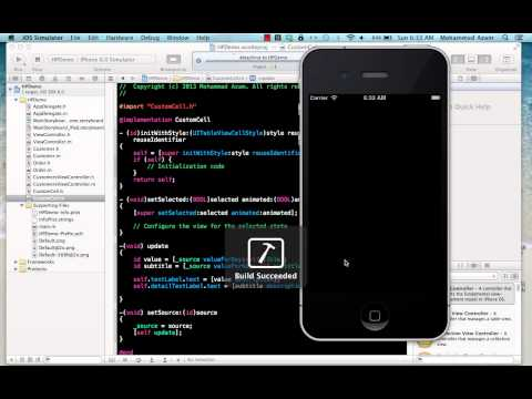 Learning iOS Development Part 48 (Key Value Coding)