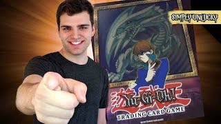 Best Yugioh 2003 Blue Eyes White Dragon Tin Opening! Classic.