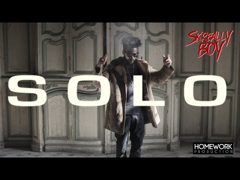 Youtube: Skreally Boy – Solo
