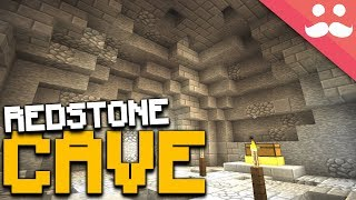 Making the ULTIMATE MINECRAFT CAVE!