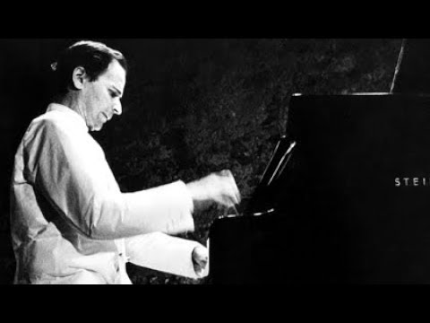 Byron Janis performs Rachmaninoff Concerto #3 - Live, 1961
