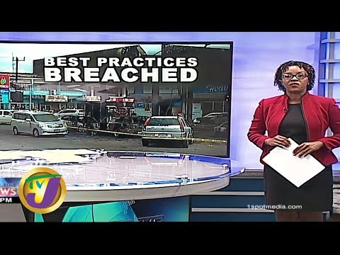 TVJ News: Breaches