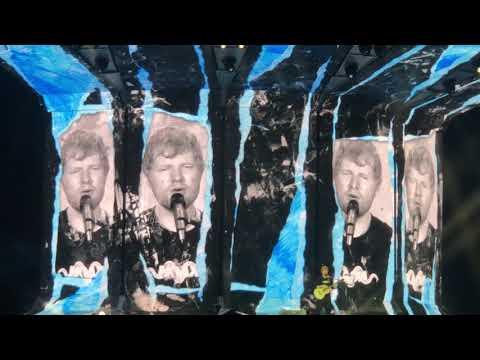 Ed Sheeran - New Man  Don&39;t  - Divide Tour - Porto Alegre RS Brazil 17022019