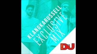 Klangkarussell - EXCLUSIVE MIX (summer 2015) [HQ]