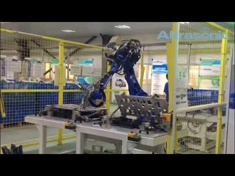 ALTRASONIC - Robotic ultrasonic welding in automation industry