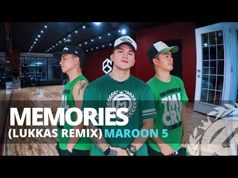 MEMORIES (Lukka Remix) Maroon 5 | Zumba | Pre Cooldown | TML Crew Kramer Pastrana