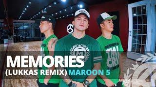 MEMORIES (Lukka Remix) Maroon 5 | Zumba | Pre Cooldown | TML Crew Kramer Pastrana Video