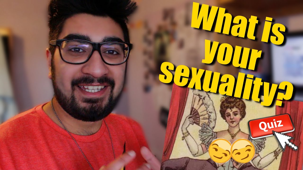 Sexuality quiz for boys