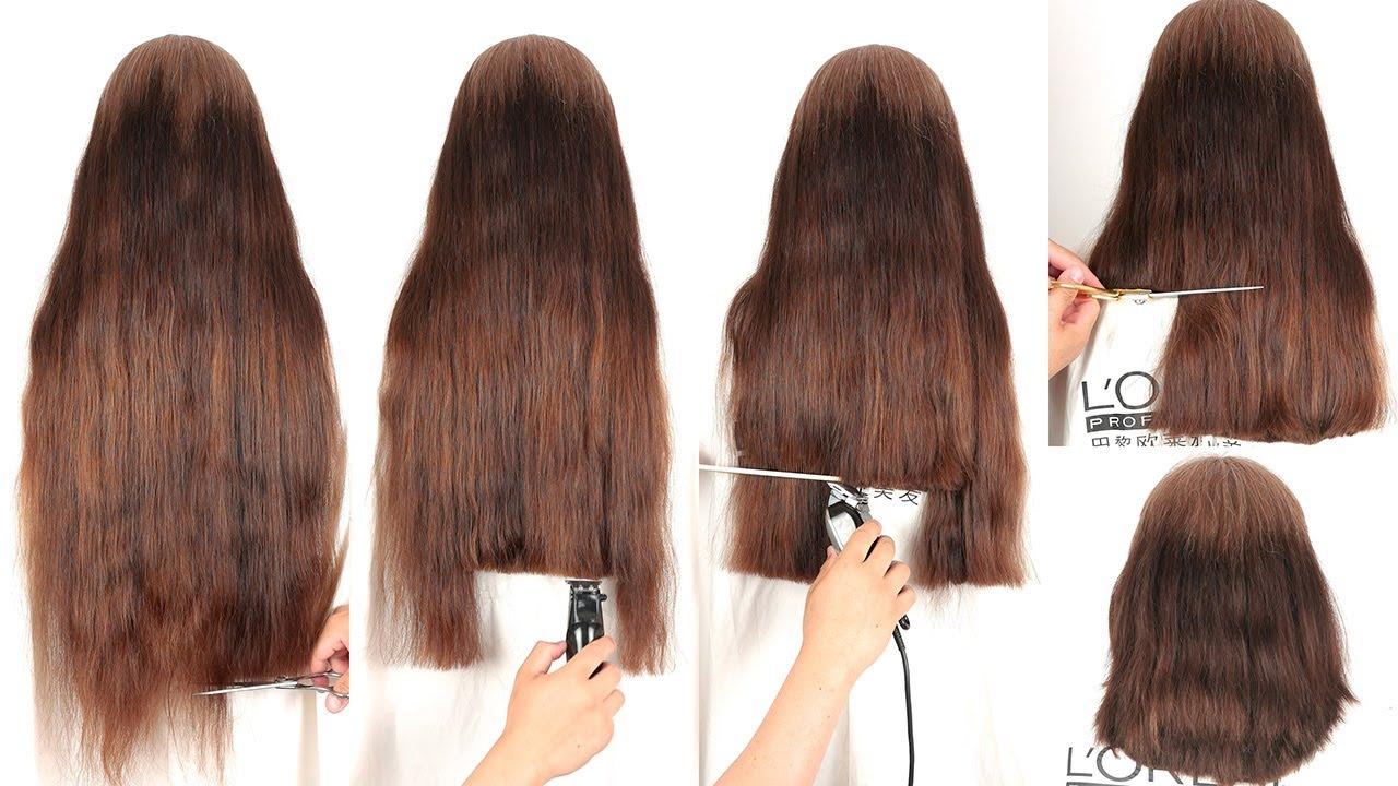 Hair2U - Kaye Long Hair Chopped (FREE!)