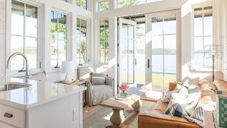 Luxury Saltbox By Clayton Tiny Homes | Living Design For A Tiny House