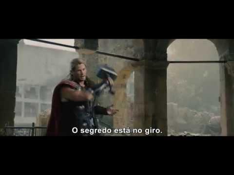 Vingadores: Era de Ultron - Vídeo 30' - Legendado - Quinta-Feira nos Cinemas