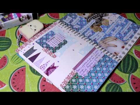 Идеи для личного дневника ™� Привет зима!