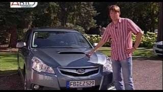 172 Subaru Legacy 2010 - Наши Тесты