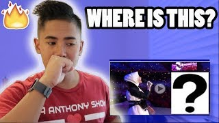 Gambar cover (REACTION!) Ella - Standing in the Eyes of the World (Closing Ceremony 29th SEA Games) HD