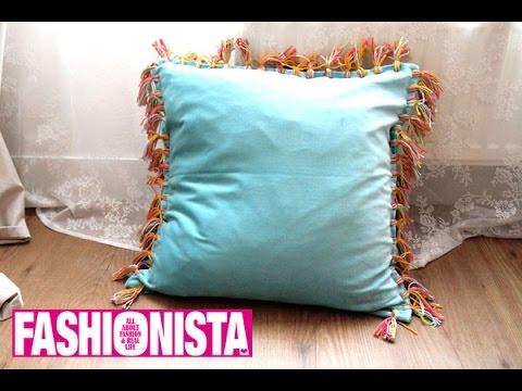 Fashionista diy ibiza style kussens youtube