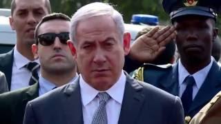 PM Netanyahu Visits the Mausoleum of Jomo Kenyatta