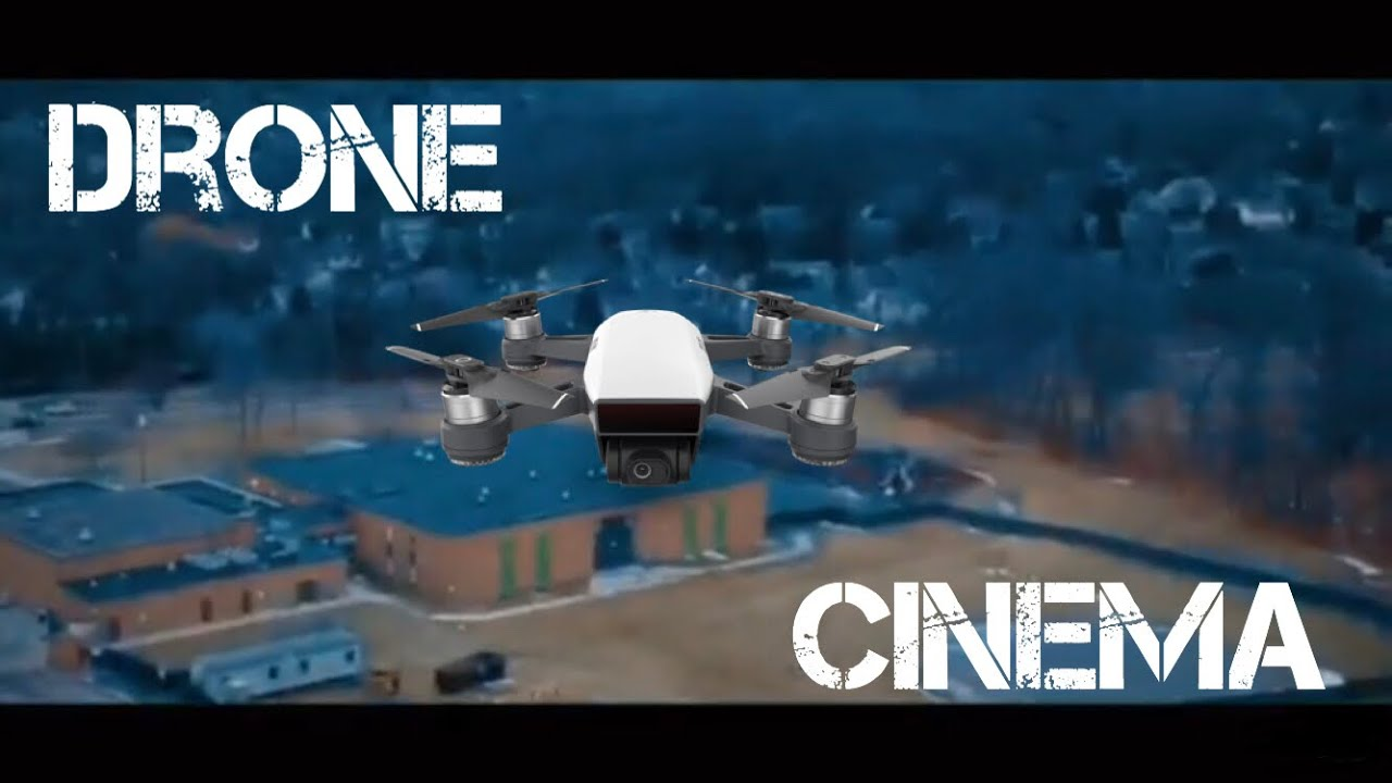 Drone vid  Harrison Weir 