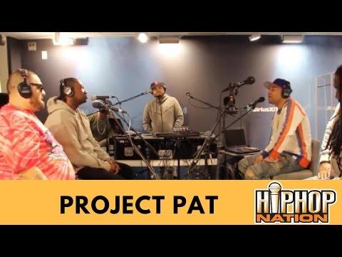 Project Pat& Big Trill  Interview With DJ Envy  Talks New Mixtape Real Gz Make Gz