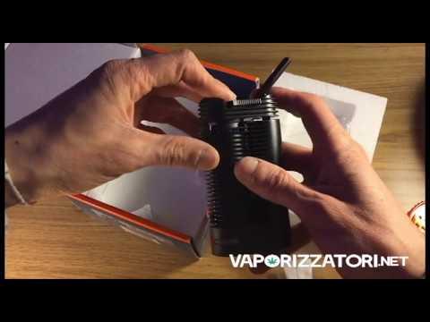 Vaporizzatore Crafty | Storz & Bickel – Come Funziona
