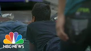 Unaccompanied Migrant Children Are Being Held Past Legal Limit At Border | NBC News NOW