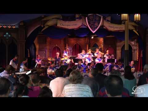Gregg Field and 2017 Disneyland Resort All American College Band