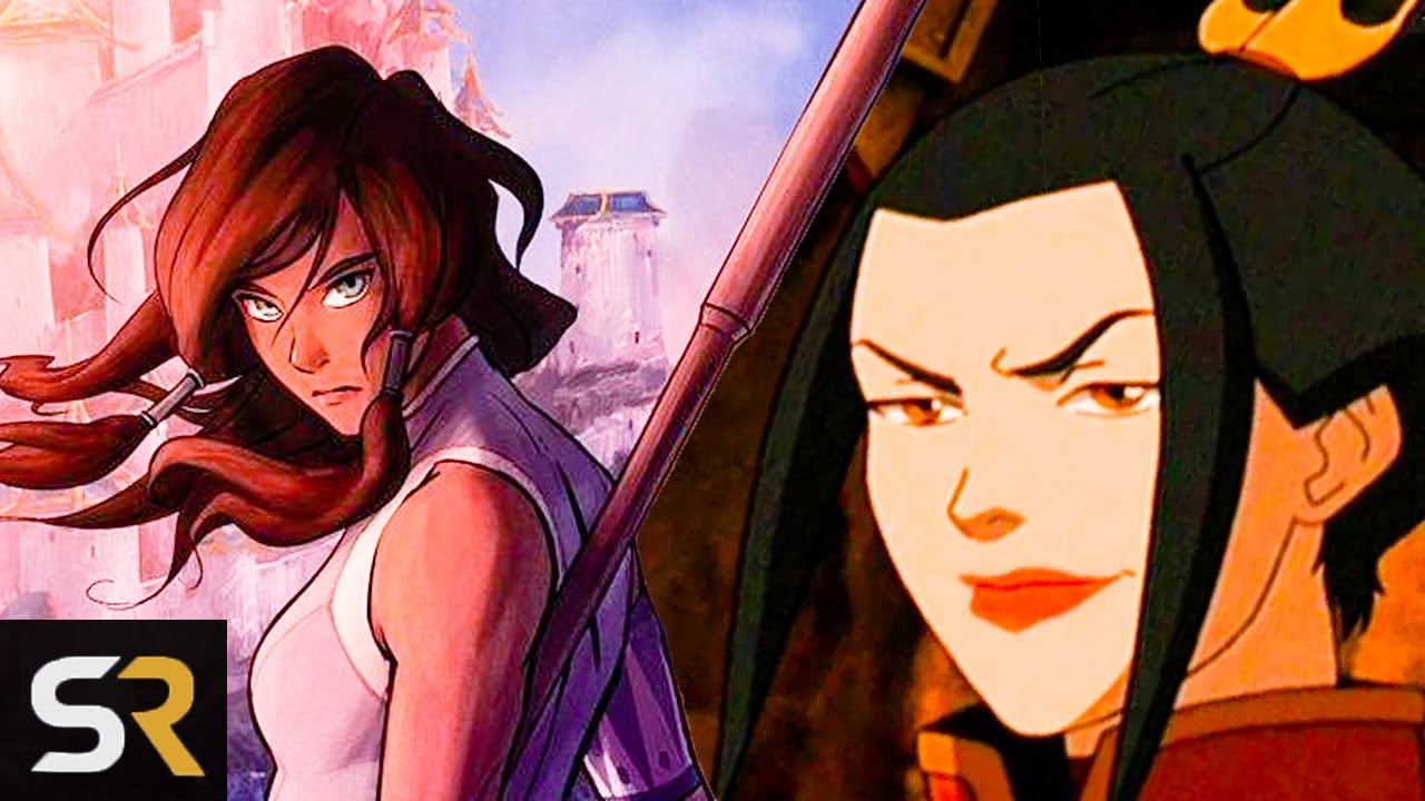 Download Avatar: Azula Is Secretly In Legend Of Korra Theory Explained