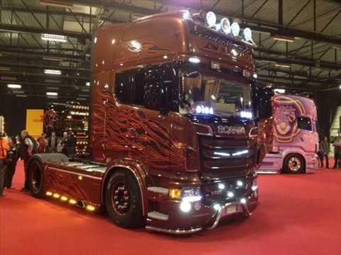 Ets2 scania r560 v8 interior youtube - Scania R560 V8 Tuning Car Tuning