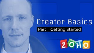 Zoho Creator Basics [PART 1] - Getting Started - Function Dynamic