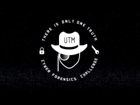 UTM CYBER FORENSICS CHALLENGE 2017 - Promo Video