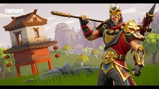 WUKONG SKIN IS BACK! Fortnite ITEM SHOP June 27