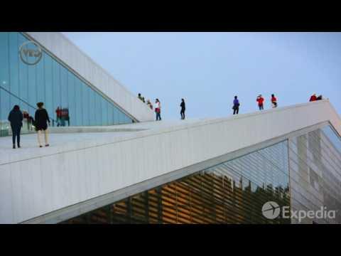 Edificio Ópera de Oslo