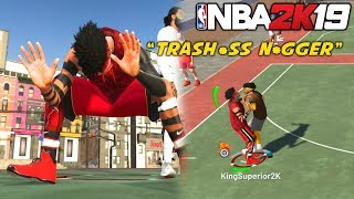 NBA 2K19 RACIST TRASH TALKERS EXPOSED AND SHUT UP MYPARK GAMEPLAY KingSuperior
