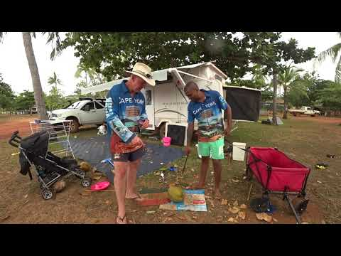 Cape York 4WD And Camping Trip  Part 8  Seisia North Queensland