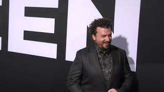 Danny McBride attends the premiere of Halloween at TCL Chinese Theatre in Hollywood
