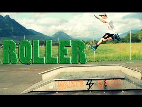 Aggressive Roller -